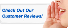 Check out our customer reviews!